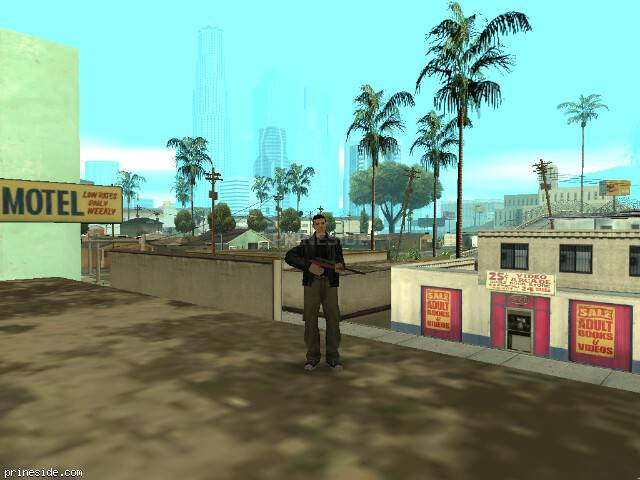 GTA San Andreas weather ID 778 at 10 hours