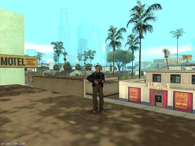 GTA San Andreas weather ID 778 at 13 hours