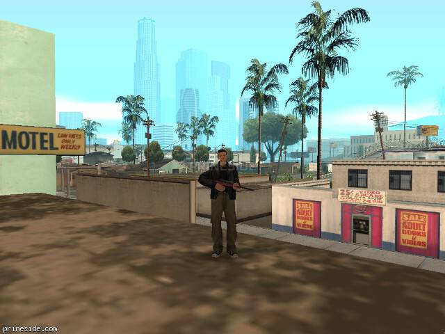 GTA San Andreas weather ID 778 at 16 hours