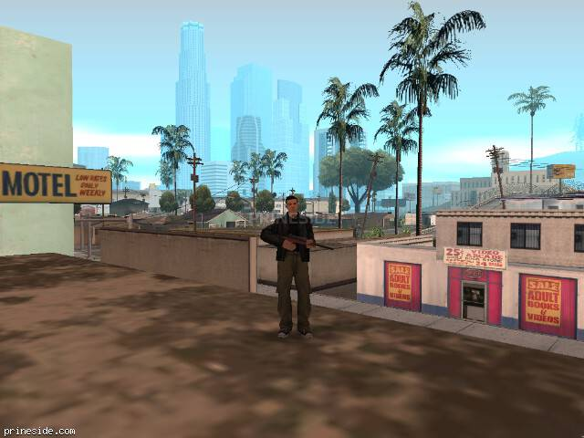 GTA San Andreas weather ID -246 at 18 hours
