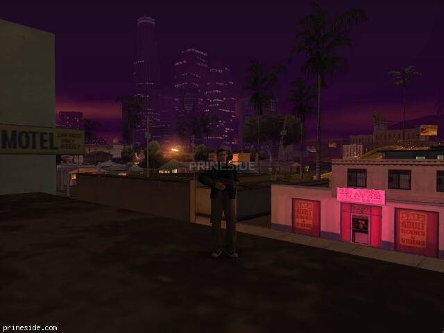 GTA San Andreas weather ID 778 at 1 hours