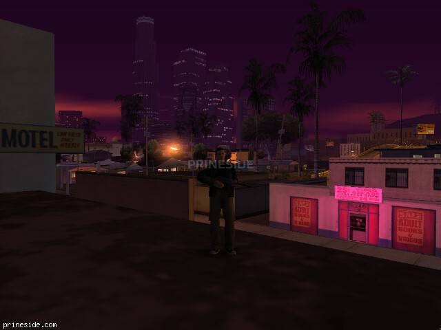 GTA San Andreas weather ID -1014 at 4 hours