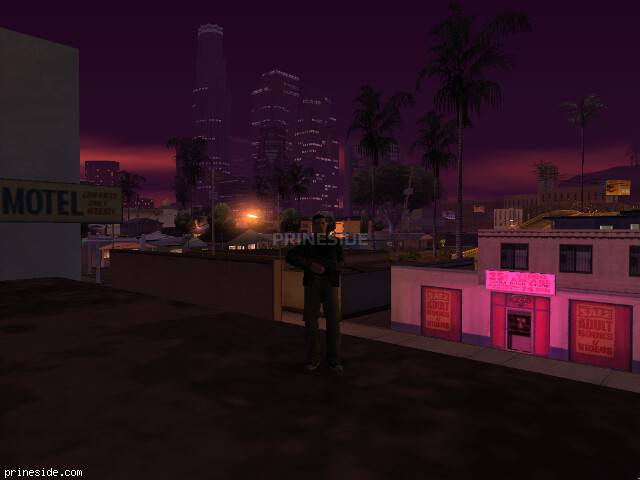 GTA San Andreas weather ID -502 at 5 hours