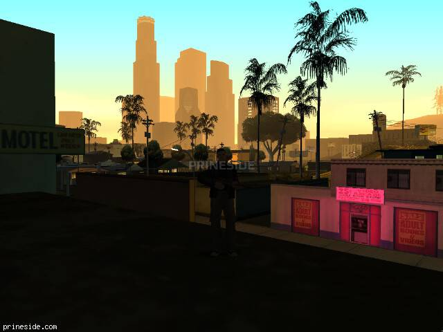GTA San Andreas weather ID 778 at 6 hours