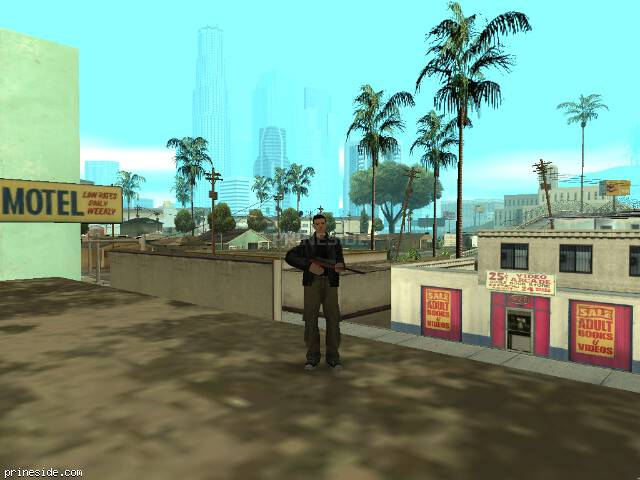 GTA San Andreas weather ID 778 at 9 hours