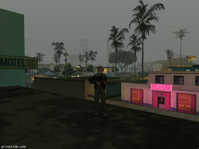 GTA San Andreas weather ID -412 at 1 hours