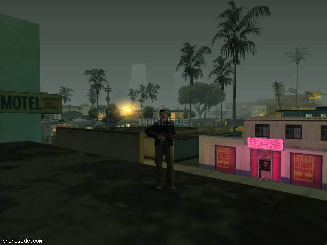 GTA San Andreas weather ID -412 at 6 hours