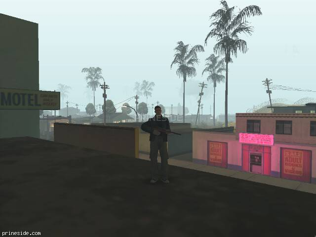 GTA San Andreas weather ID 869 at 0 hours