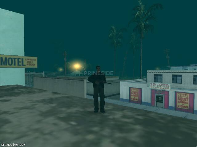 GTA San Andreas weather ID 869 at 7 hours