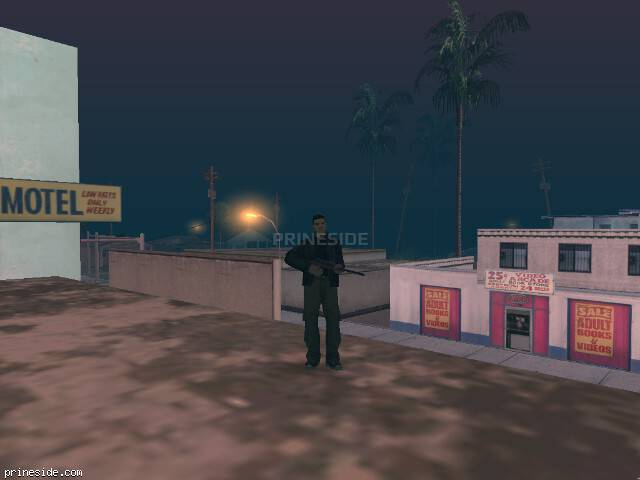 GTA San Andreas weather ID 869 at 8 hours