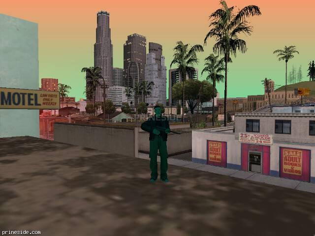 Просмотр погоды GTA San Andreas с ID 103 в 20 часов