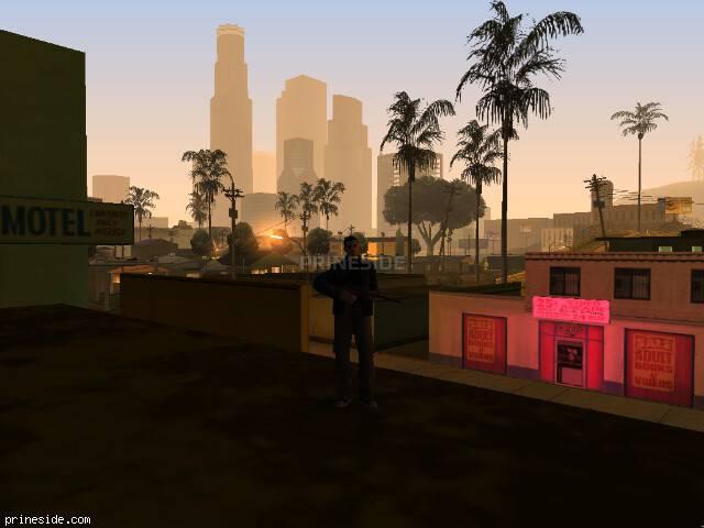 Просмотр погоды GTA San Andreas с ID 103 в 6 часов