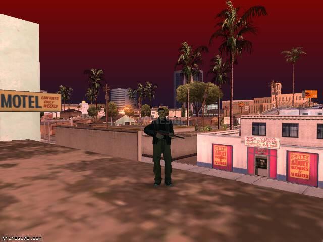 Просмотр погоды GTA San Andreas с ID -665 в 9 часов