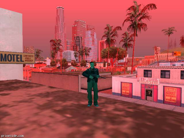 GTA San Andreas weather ID -152 at 20 hours