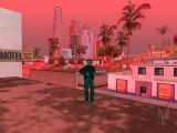 GTA San Andreas weather ID 1128 at 20 hours