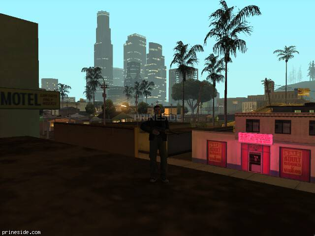 GTA San Andreas weather ID -151 at 3 hours