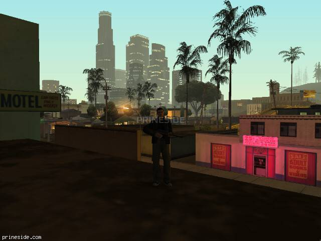 GTA San Andreas weather ID -151 at 4 hours