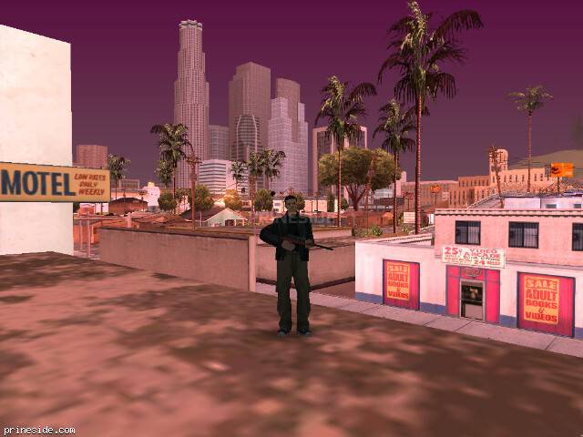 GTA San Andreas weather ID -919 at 8 hours