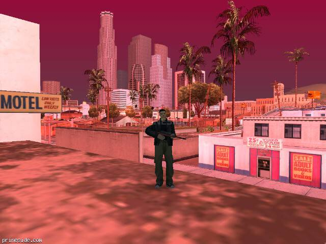 GTA San Andreas weather ID 361 at 9 hours