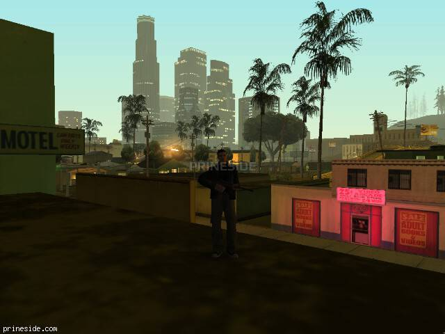 GTA San Andreas weather ID 1386 at 4 hours