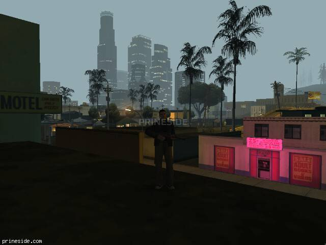 GTA San Andreas weather ID 107 at 3 hours