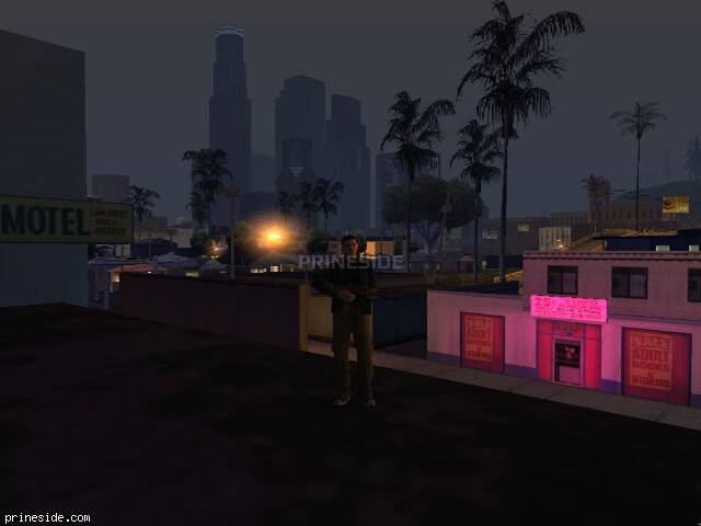 GTA San Andreas weather ID -149 at 6 hours