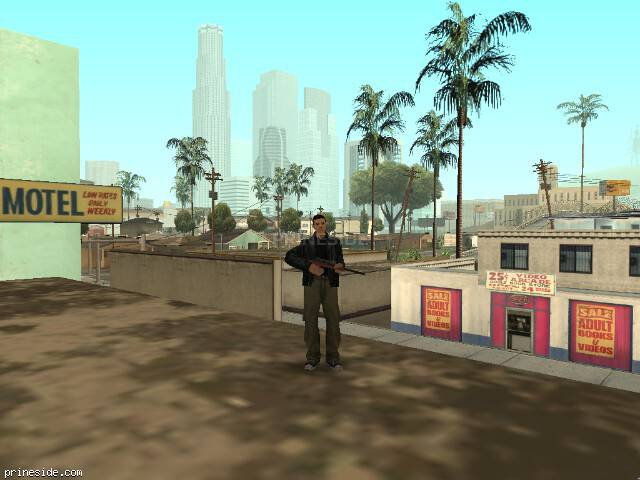 GTA San Andreas weather ID -245 at 10 hours