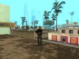GTA San Andreas weather ID 11 at 17 hours