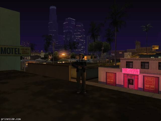 GTA San Andreas weather ID 11 at 1 hours