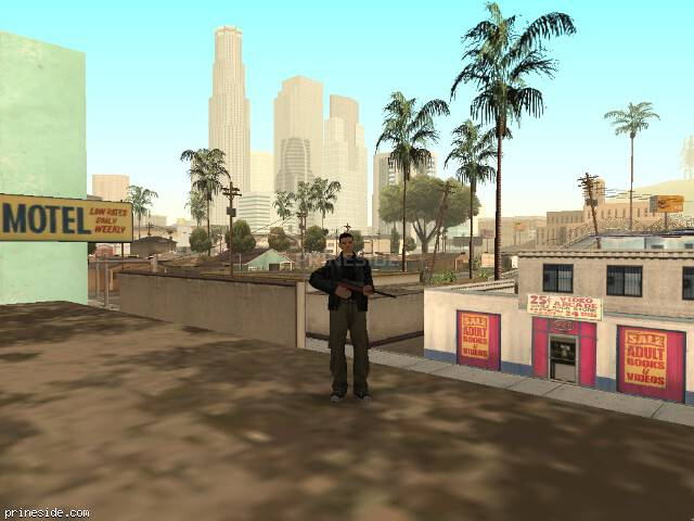 GTA San Andreas weather ID 523 at 9 hours