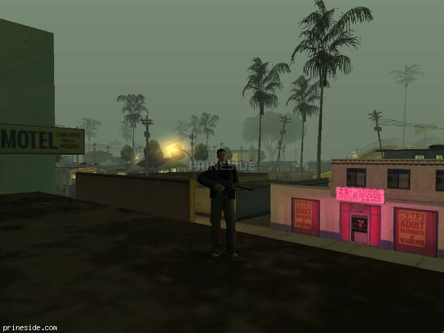 GTA San Andreas weather ID 1392 at 3 hours