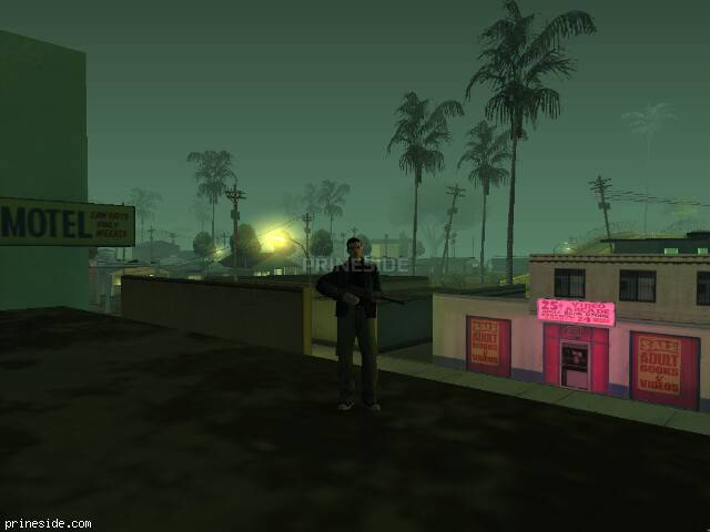 GTA San Andreas weather ID 880 at 6 hours
