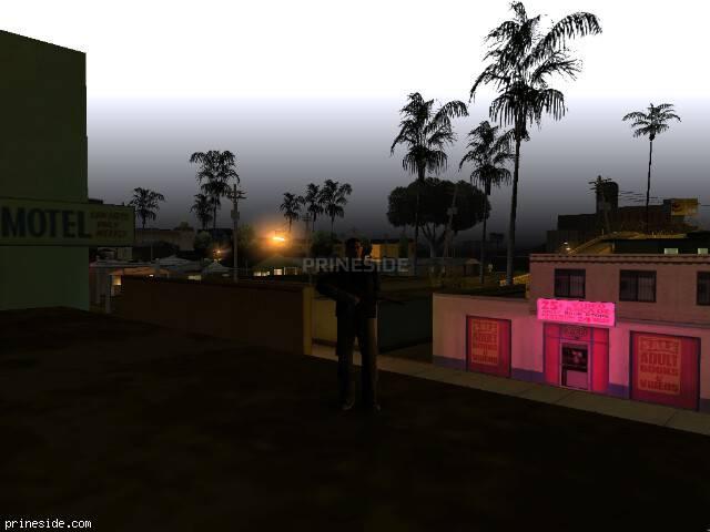 Просмотр погоды GTA San Andreas с ID 113 в 4 часов