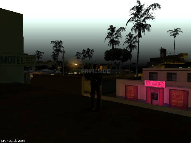 GTA San Andreas weather ID 114 at 1 hours
