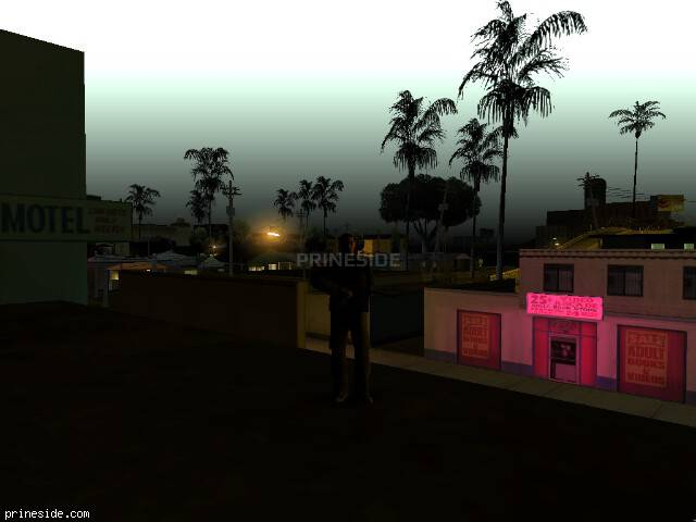 GTA San Andreas weather ID 114 at 2 hours
