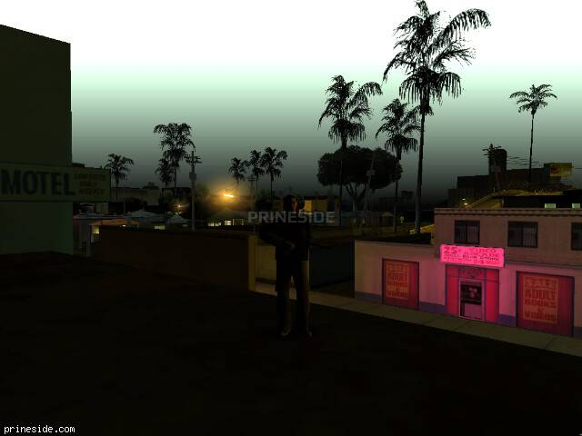 GTA San Andreas weather ID 114 at 3 hours