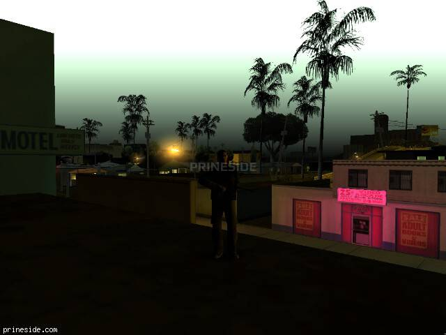 GTA San Andreas weather ID 114 at 4 hours