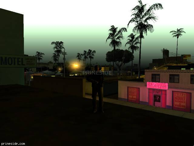 GTA San Andreas weather ID 114 at 5 hours