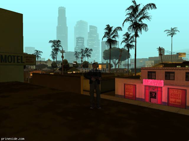 GTA San Andreas weather ID 116 at 1 hours