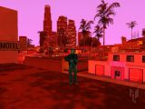 GTA San Andreas weather ID -1164 at 23 hours