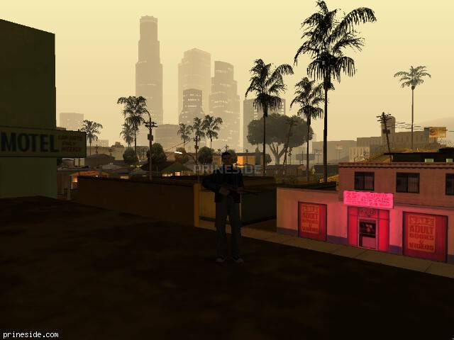 GTA San Andreas weather ID 372 at 3 hours