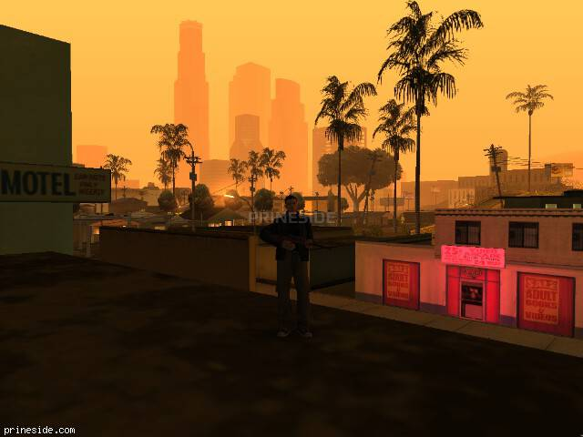 GTA San Andreas weather ID -396 at 6 hours