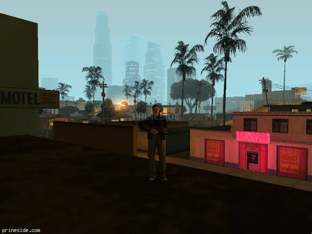 GTA San Andreas weather ID 629 at 0 hours