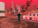 GTA San Andreas weather ID 118 at 14 hours