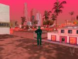 GTA San Andreas weather ID 118 at 15 hours