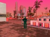 GTA San Andreas weather ID 118 at 16 hours
