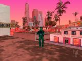 GTA San Andreas weather ID 118 at 17 hours