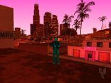 GTA San Andreas weather ID 118 at 21 hours