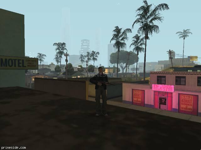 Просмотр погоды GTA San Andreas с ID -137 в 1 часов