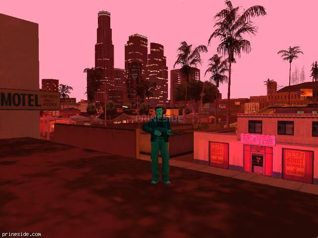 Просмотр погоды GTA San Andreas с ID -137 в 21 часов
